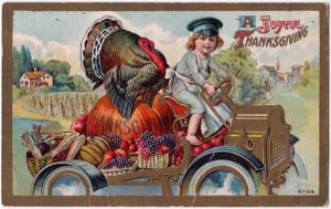 Re: Thanksgiving