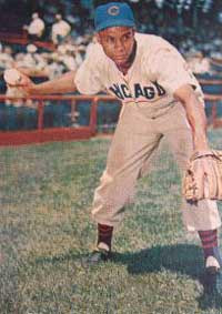 as I've ever seen — and that includes Pee Wee Reese.