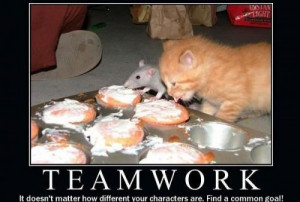 Related Pictures teamwork quotes graphics