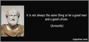 Good Citizenship Quotes