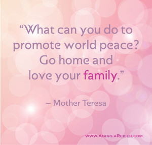 Gratitude Quotes From Mother Teresa