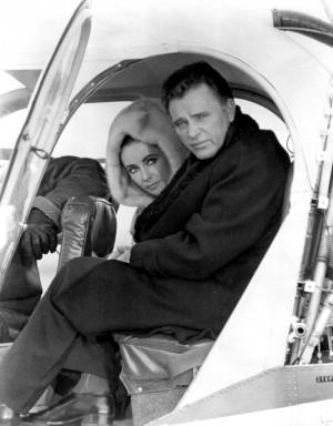Elizabeth Taylor, Richard Burton, 1963