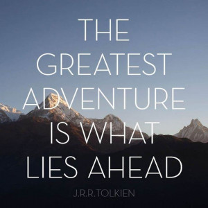 The greatest adventure quotes outdoors nature life lies adventure ...
