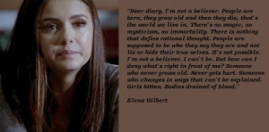 Elena gilbert quotes 2