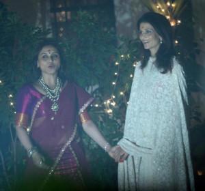Payal Khanna Yash Chopra Funeral Mumbai Aditya Chopras Diwali