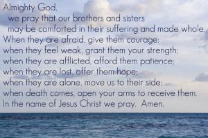 prayer prayer for healing prayer for healing and a prayer against ...