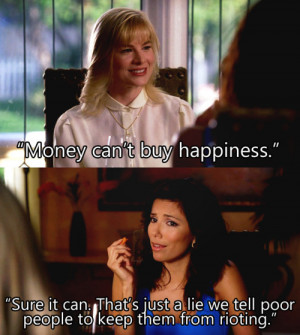 Desperate Housewives Quotes :)