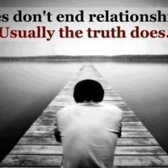 Deception Quotes For Relationships Lies Dont End