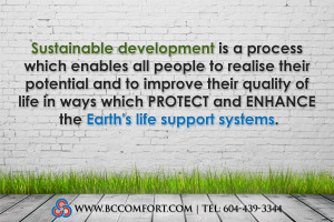 Setting Goals for Sustainable Buildings
