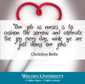 2013 National Nurses Week and Nurse Appreciation Day Walden University ...