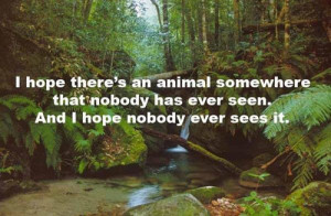 animal, green, quote, text
