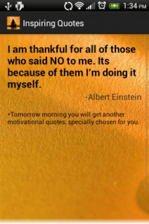 Daily Inspirational Quotes screenshot for Android