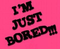 bored #pink #saying
