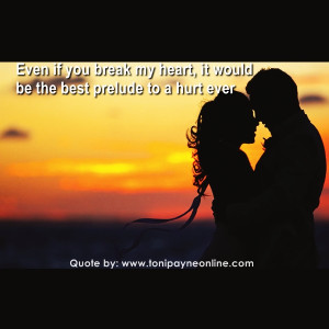 Quotes About Love and Heartbreak