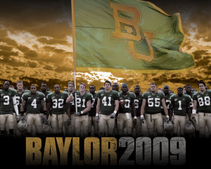 Baylor Football Backgrounds Wallpaper