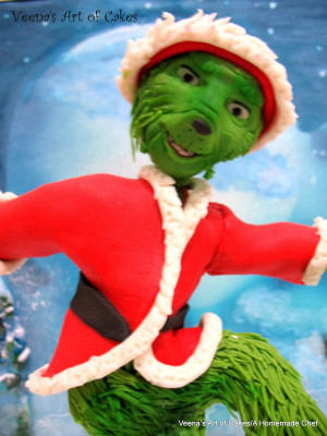 The Grinch Jim Carrey Funny Quotes The grinch a bake a christmas