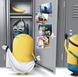 minions locker roomDespicableme2, Lockers Room, Stuff, Despicable Me 2 ...