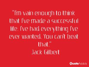 Jack Gilbert