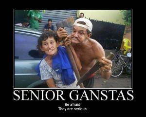 senior ganstas category funny pictures senior ganstas