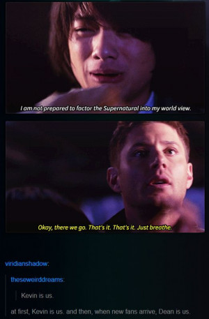 ... , So True, Supernatural F U N, Spn Fandoms, Hunter Supernatural Funny
