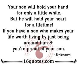 download this Son Love Quotes Family Quote Parents Proud Lifetime ...
