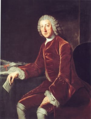 William Pitt, British statesman, Biography