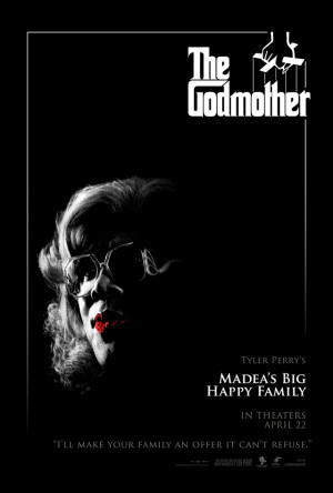 MOVIE MRS: Tyler Perry New Madea Spoof Poster