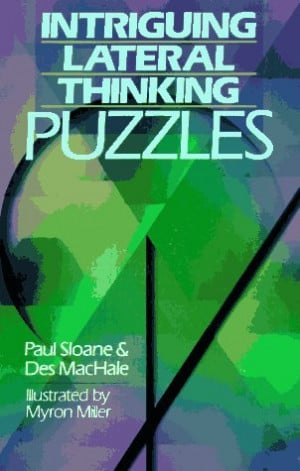 """... by marking """"Intriguing Lateral Thinking Puzzles"""" as Want to Read"""