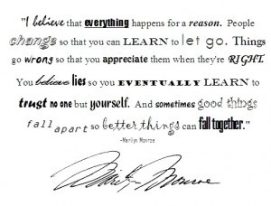 Nobody can go back and start a new beginning, but anyone can start ...