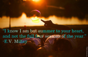 summer, quotes, sayings, inspiring, seasons, famous | Inspirational ...