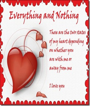 Love You Quotes To Impress Girlfriend or Boyfriend