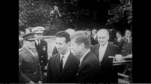 Ahmed Ben Bella, Cuban Missile Crisis, Diplomatic Crisis, White House ...