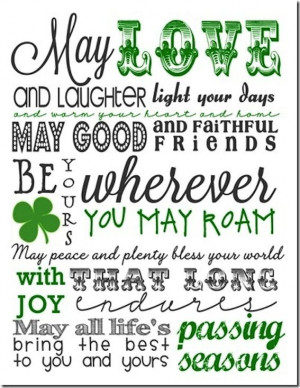 Be yourself ... And other #Irish snippets of wisdom