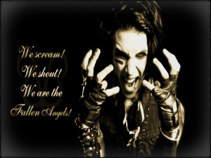 Andy Biersack Quotes Black...