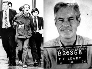 Timothy Leary, un profesor de Harvard que estaba estudiando el posible ...