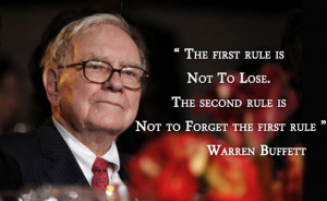 warren buffett a quotation from warren buffett
