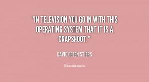 David Ogden Stiers Quotes