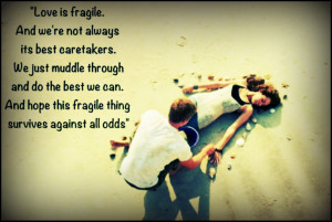Marriage Quote Nicholas Sparks