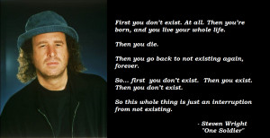 Steven Wright Quotes and Sayings