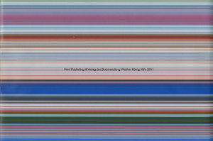 gerhard richter patterns divided mirrored repeated author richter ...