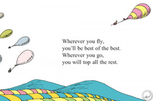oh the places you'll go #dr. seuss #theodor seuss geisel #favorite ...