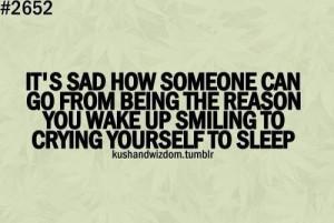 Sad Quotes About Broken Hearts