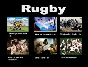Rugby - What we do