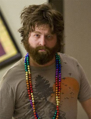 Don't Blame Zach Galifianakis For The Hangover