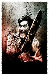 Evil Dead Ash Quotes Horror film the evil dead