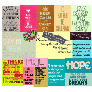 Random Quotes, Funny Sayings - Polyvore