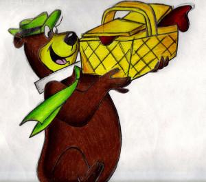 Yogi Bear And Boo...