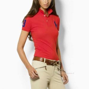 Polo Big Pony Short Sleeve Dames Navy - shirts quote tattoos