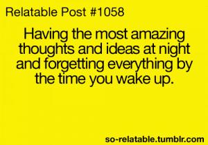 sleep night amazing idea sleeping relate so true relatable night time ...