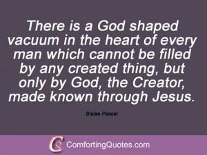 Blaise Pascal Sayings